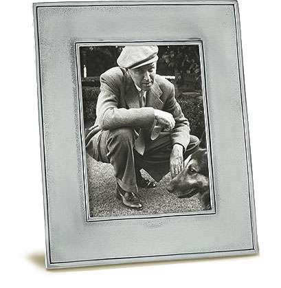 Match Pewter Picture Frame